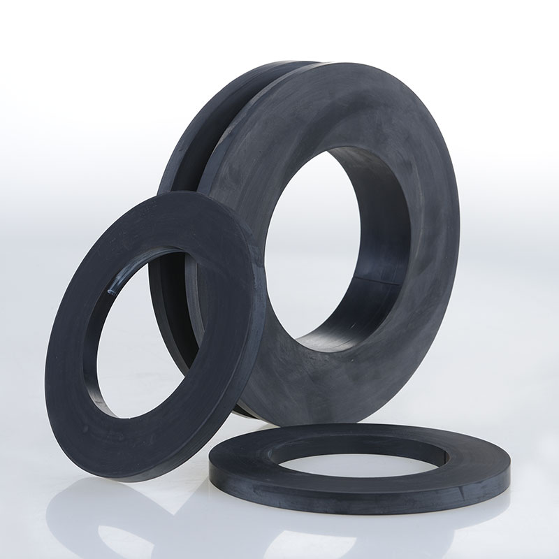 Recovery Rollers Rubber Stripper Ring Group