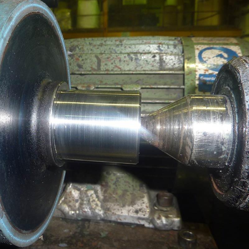 Recovery Rollers Engineering Journal Repair