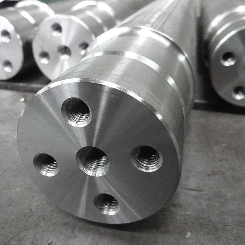 Recovery Rollers Engineering Roller Shafts